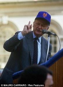 Koch Mets Hat